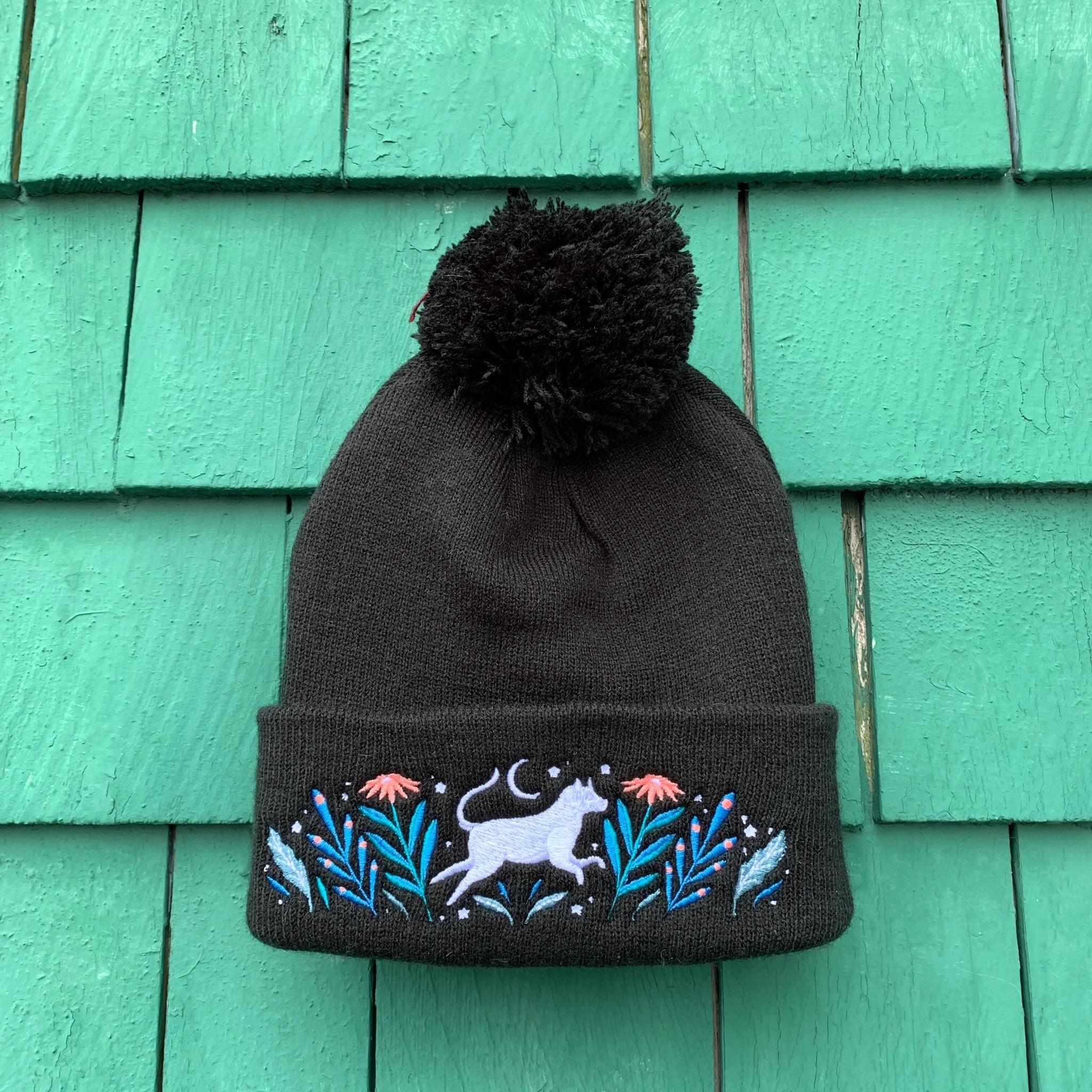 Feline Forest Toque by Papio Press