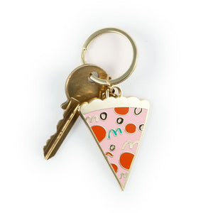 Pizza Keychain by UStudio