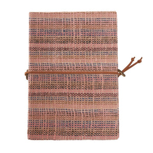 Natural Dyed Large Fabric Journals