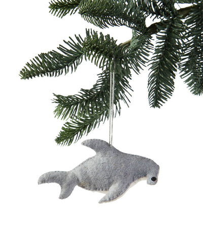Hammerhead Ornament