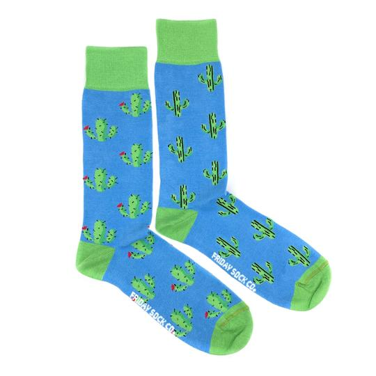 Cactus by Friday Sock Co.