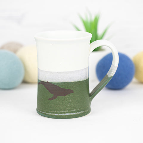 Kayak Mug with Whale and Eagle (13)