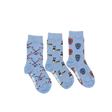 Kid's Hockey Socks by Friday Sock Co.