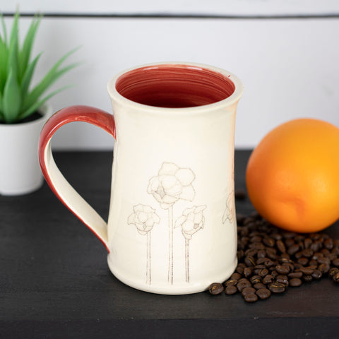 Pitcher Plant Mug (1) by CUP