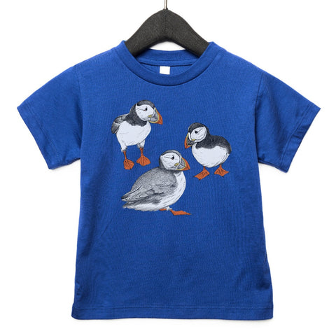 Puffins Todler Tee