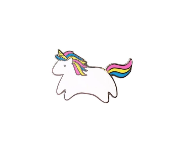 Baby Unicorn Pin by Sparkle Collective