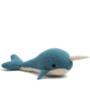 Narwhal Stuffy by Global Goods