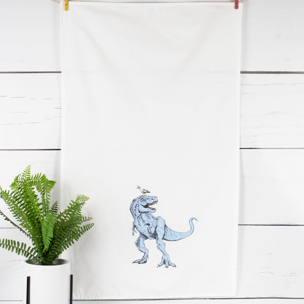 Birds of a Feather Tea Towel