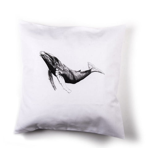 Humpback Whale Pillow