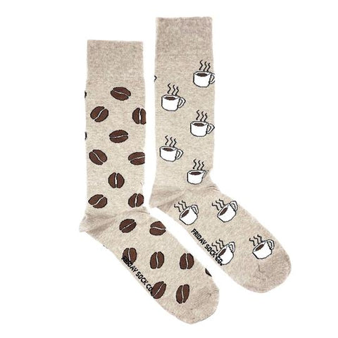 Coffee & Bean by Friday Sock Co.