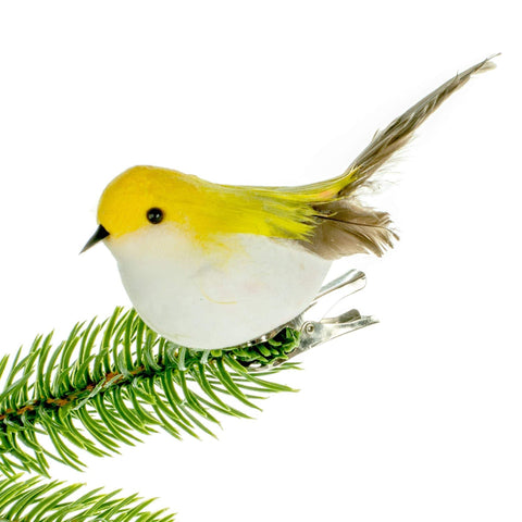 Bird Clip Ornament