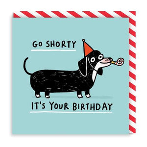 Go Shorty by Ohh Deer
