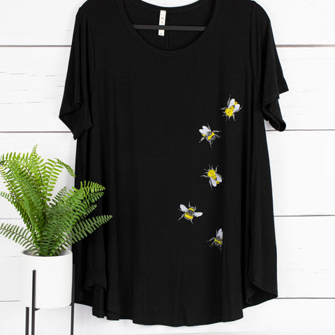 Bees Tunic