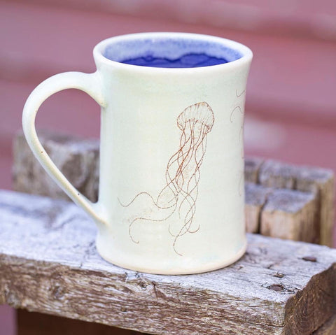Jellyfish Mug V2 by CUP
