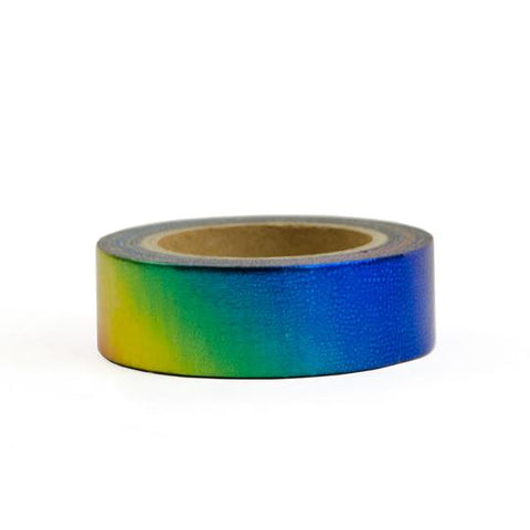 Metallic Rainbow Washi Tape Set by Ohh Deer