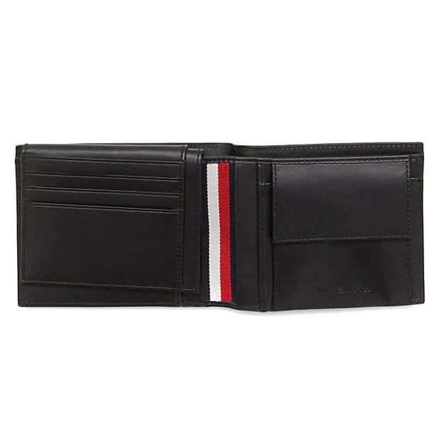 DOWNTOWN CC FLAP AND COIN BLACK