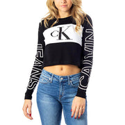 BLOCKING STATEMENT LOGO LS TEE BAE CK BL