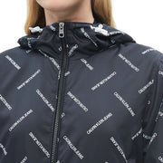 DIAGONAL LOGO WINDBREAKER 0GJ INSTITUNIO