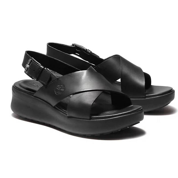 SANDALIAS LOS ANGELES BLACK