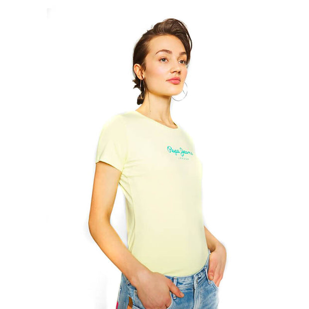 CAMISETA MUJER VIRGINIA LEMON