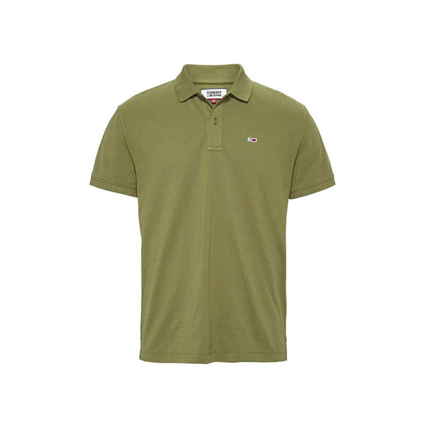 POLO HOMBRE CLASSIC OLIVE