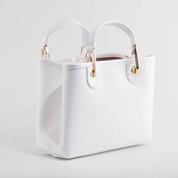 BOLSO MYEA SHOPPING BAG SMALL BLANCO