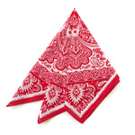 Austin Kerchief in Cherry