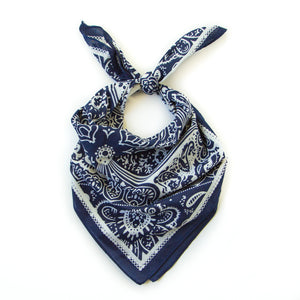 Austin Kerchief in Navy