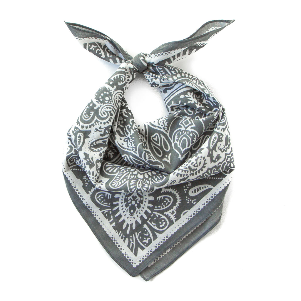 Austin Kerchief in Gray