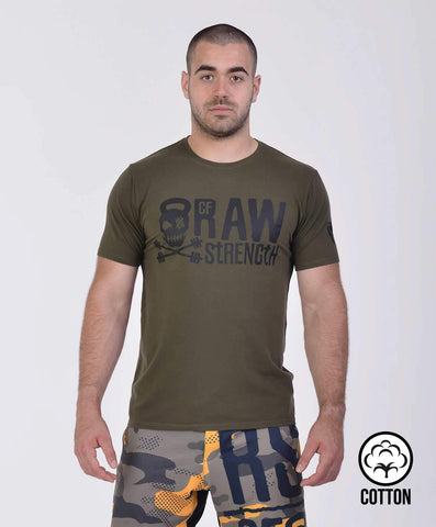 RAW STRENGHT T-SHIRT