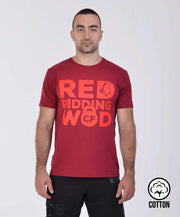 RED RIDDING WOD T-SHIRT