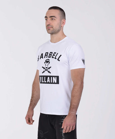 BARBELL VILLAIN T-SHIRT