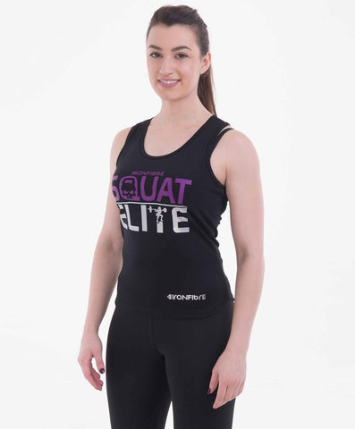 Ironfibre Squat Elite tank top