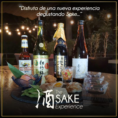 The Sake Experience