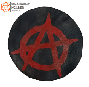 Anarchy Leather Handmade Coasters