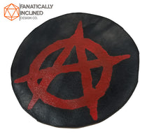 Load image into Gallery viewer, Anarchy Leather Handmade Coasters