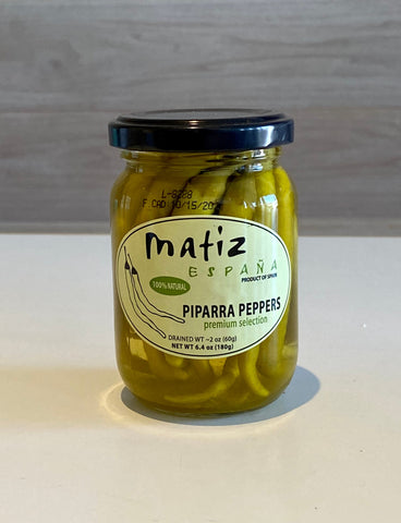 Pickled Piparra Peppers