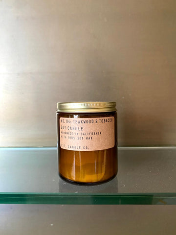 PF Candle Co. - Teakwood and Tobacco