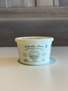 Sheep's Milk Yogurt