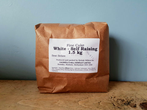 White Self Raising Flour 1.5kg