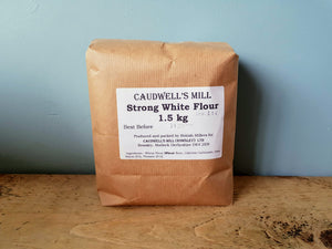 Strong Plain White Flour 1.5kg