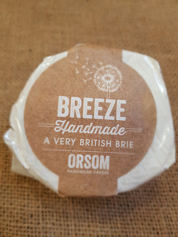 Breeze British Brie 150g