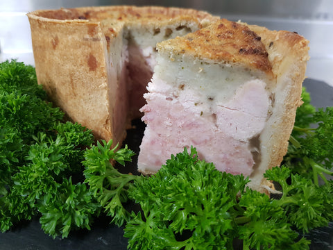 Huntsman Pork Pie 1lb