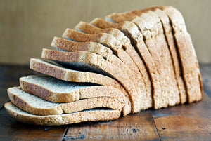 Large Wholemeal Farmhouse Sliced Bread 800g