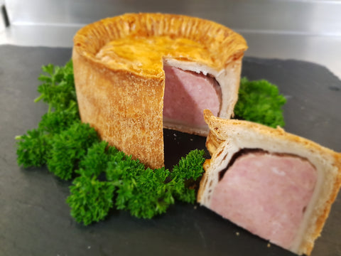 Traditional Pork Pie 1lb