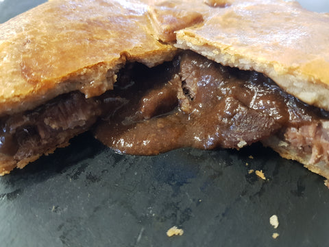 Deep Steak Pie 6""