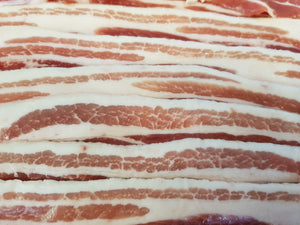 Streaky Bacon 500g pack