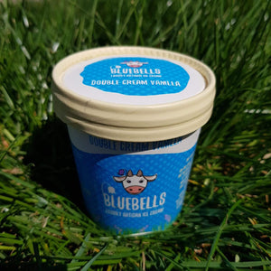 12 Box 125ml Ice Cream - Double Cream Vanilla