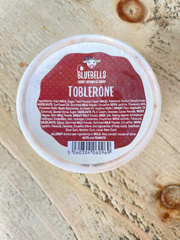 500ml Ice Cream - Toblerone
