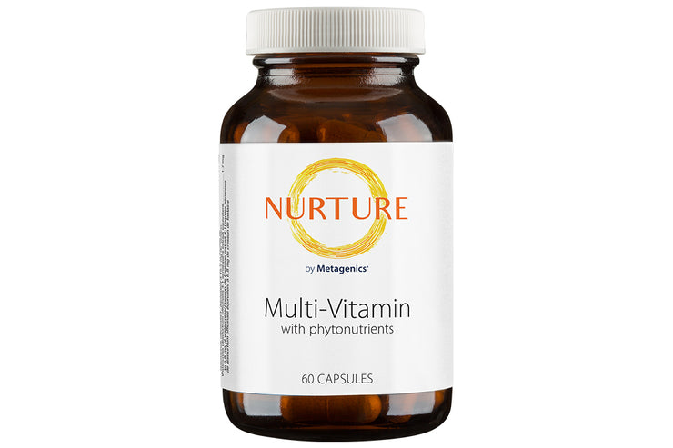 Multi-vitamines avec phytonutriments